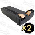 Compatible Fuji Xerox 106R01548 2-Pack Toner Cartridge