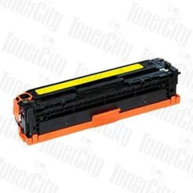 HP 651A (CE342A) Yellow Compatible Toner Cartridge