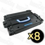 HP 25X (CF325X) Black 8 Pack Compatible Toner Cartridge