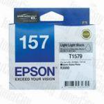 Epson 157 (C13T157990) Light Light Black Genuine Inkjet Cartridge