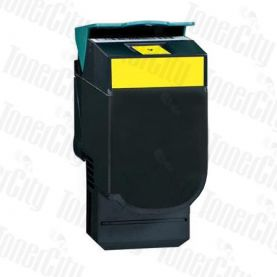 Lexmark C540A1YG Yellow Compatible Toner Cartridge