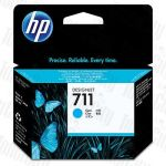HP 711 (CZ130A) Cyan Genuine Inkjet Cartridge