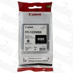 Canon PFI-103MBK Matte Black Genuine Ink Tank