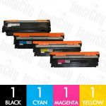 Canon CART-322 4 Pack Compatible Toner Cartridge
