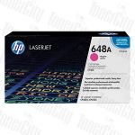 HP 648A (CE263A) Magenta Genuine Toner Cartridge