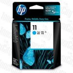 HP 11 (C4836AA) Cyan Genuine Inkjet Cartridge