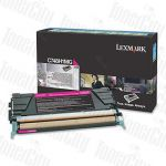 Lexmark C746H1MG (C746/C748) Magenta High Yield Genuine Toner Cartridge