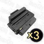 Samsung MLT-D201L Black 3 Pack Compatible Toner Cartridge