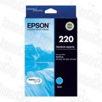 Epson 220 (C13T293292) Cyan Genuine Inkjet Cartridge