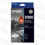 Epson 220XL (C13T294192) Black High Yield Genuine Inkjet Cartridge