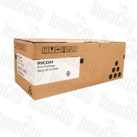 Ricoh 406483 Black Genuine Toner Cartridge
