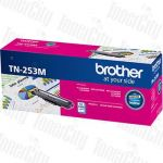 Brother TN-253M Magenta Genuine Toner Cartridge