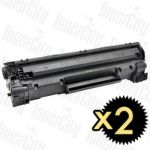 Canon CART-326 2 Pack Compatible Toner Cartridge