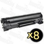 Canon CART-326 8 Pack Compatible Toner Cartridge