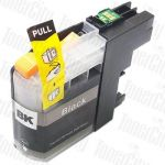 Compatible Brother LC-137XLBK Black High Yield Inkjet Cartridge