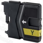 Compatible Brother LC-39Y Yellow Inkjet Cartridge