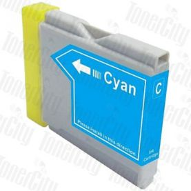 Compatible Brother LC-57C Cyan Inkjet Cartridge