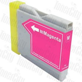 Compatible Brother LC-57M Magenta Inkjet Cartridge