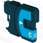Compatible Brother LC-67C Cyan Inkjet Cartridge