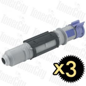 Brother TN-200 3 Pack Compatible Toner Cartridge