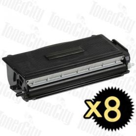 Compatible Brother TN-3060 8 Pack Toner Cartridge
