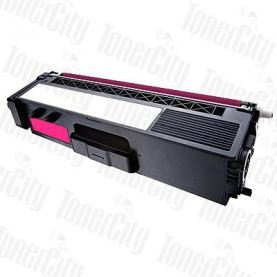 Compatible Brother TN-348M Magenta Toner Cartridge