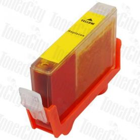 Canon BCI-3eY Yellow Compatible Inkjet Cartridge