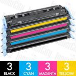 Canon CART-307 12 Pack Compatible Toner Cartridge Combo