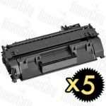 Canon CART-319 5 Pack Compatible Toner Cartridge