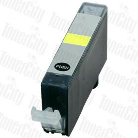 Canon CLI-521Y Yellow Compatible Inkjet Cartridge