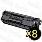 Canon FX-9 8 Pack Compatible Toner Cartridge