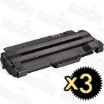 Dell 59211532 (1130/1130N/1133/1135N) High Yield 3 Pack Compatible Toner Cartridge