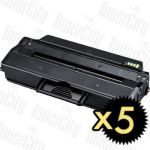 Dell 59211843 (B1260/B1265) High Yield 5 Pack Compatible Toner Cartridge
