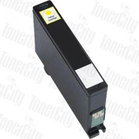 Dell Series 33/34 (V525W) Yellow Extra High Yield Compatible Inkjet Cartridge