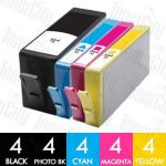 Compatible HP 564XL (CN684WA + CB322WA-CB325WA) High Yield 20 Pack Inkjet Cartridge Combo
