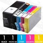 HP 564XL (CN684WA + CB322WA-CB325WA) High Yield 5 Pack Compatible Inkjet Cartridge Combo