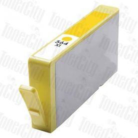 HP 564XL (CB325WA) Yellow High Yield Compatible Inkjet Cartridge