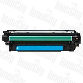 HP 504A (CE251A) Cyan Compatible Toner Cartridge