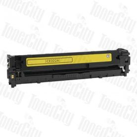 HP 128A (CE322A) Yellow Compatible Toner Cartridge