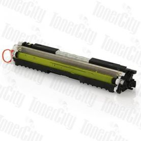 HP 130A (CF352A) Yellow Compatible Toner Cartridge
