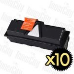 Non-Genuine alternative for TK-144 10 Pack Toner Cartridge Suitable for Kyocera FS-1100