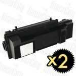 Non-Genuine alternative for TK-354 2 Pack Toner Cartridge Suitable for Kyocera FS-3040MFP,3140MFP,3540MFP,3640MFP,3920DN