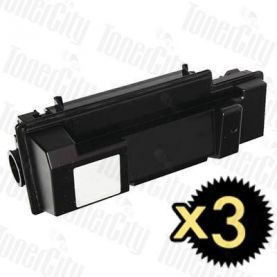 Non-Genuine alternative for TK-354 3 Pack Toner Cartridge Suitable for Kyocera FS-3040MFP,3140MFP,3540MFP,3640MFP,3920DN