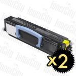 Lexmark 34217XR (E330/E332N/E342N) 2 Pack Compatible Toner Cartridge