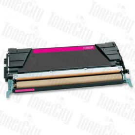 Lexmark C734A1MG (C734/C736/X734/X736/X738) Magenta Compatible Toner Cartridge