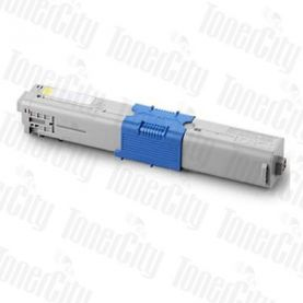 OKI 44469755 (C310DN/C330DN/MC361/MC362DN/C331DN) Yellow Compatible Toner Cartridge