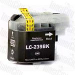 Compatible Brother LC-239XLBK Black Extra High Yield Inkjet Cartridge