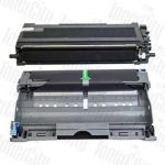 Compatible Brother TN-2025 Toner & DR-2025 Drum Unit Cartridge Combo