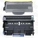 Compatible Brother TN-2150 Toner & DR-2125 Drum Unit Cartridge Combo