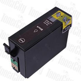 Epson 140 (C13T140192) Black High Yield Compatible Inkjet Cartridge